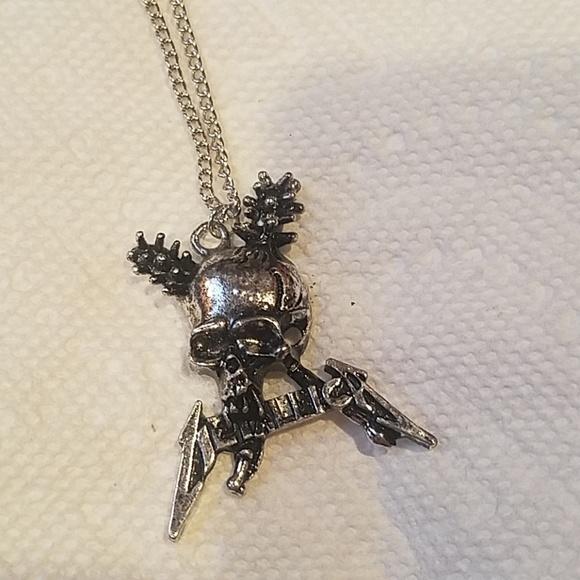 554bbd857 Accessories | New Metallica Necklace Final Price | Poshmark